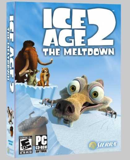 Bestselling Games (2006) - Ice Age 2: the Meltdown