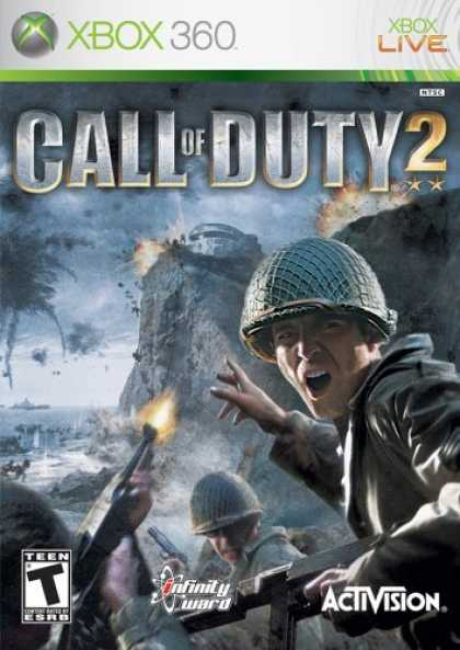 Bestselling Games (2006) - Call of Duty 2
