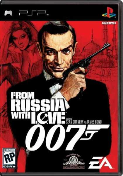 Bestselling Games (2006) - James Bond 007 From Russia With Love