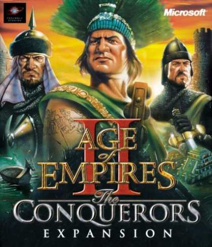 Bestselling Games (2006) - Age of Empires 2 Official Expansion: The Conquerors