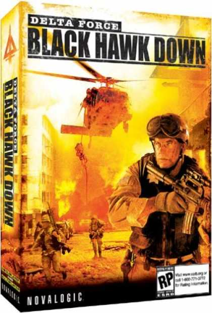 Bestselling Games (2006) - Delta Force: Black Hawk Down
