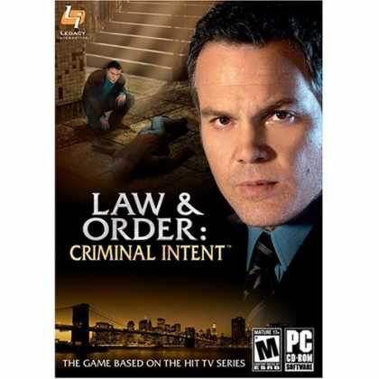 Bestselling Games (2006) - Law & Order: Criminal Intent