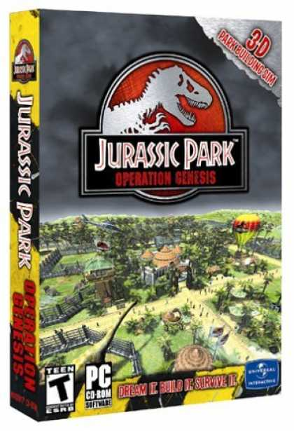 Bestselling Games (2006) - Jurassic Park: Operation Genesis