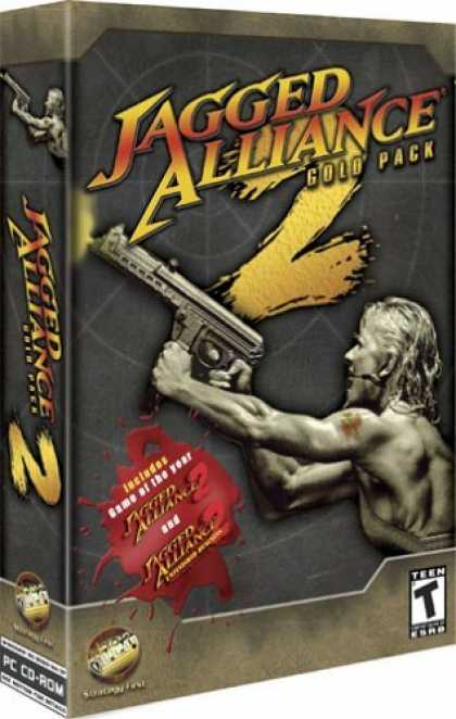 Bestselling Games (2006) - Jagged Alliance 2 Gold Edition