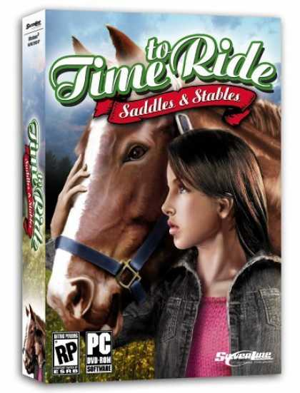 Bestselling Games (2006) - Time To Ride 2: Saddles And Stables