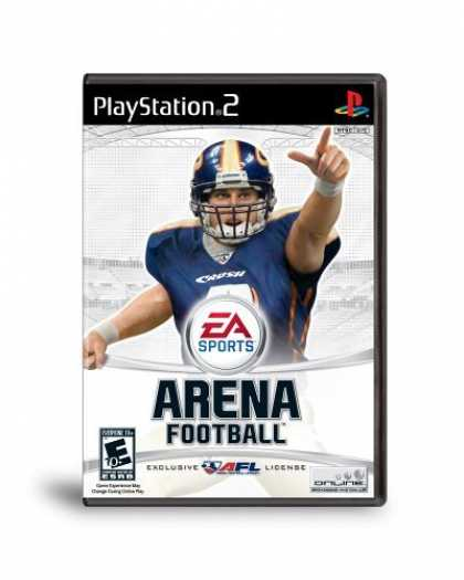 Bestselling Games (2006) - Arena Football