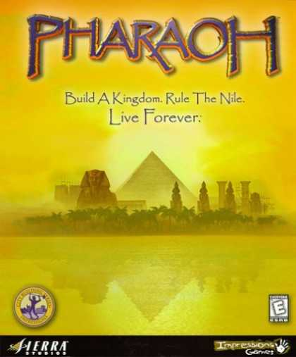 Bestselling Games (2006) - Pharaoh (Jewel Case)
