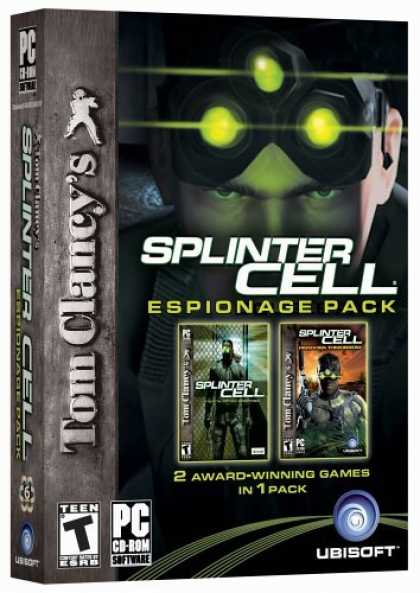 Bestselling Games (2006) - Tom Clancy's Splinter Cell: Espionage Pack