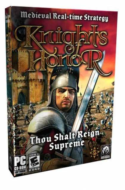 Bestselling Games (2006) - Knights of Honor