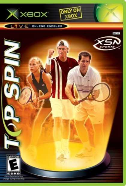 Bestselling Games (2006) - Top Spin