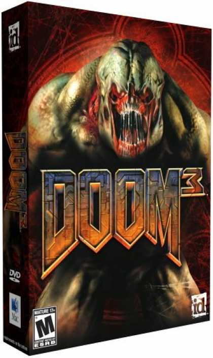 Bestselling Games (2006) - Doom 3 (DVD) (Mac)