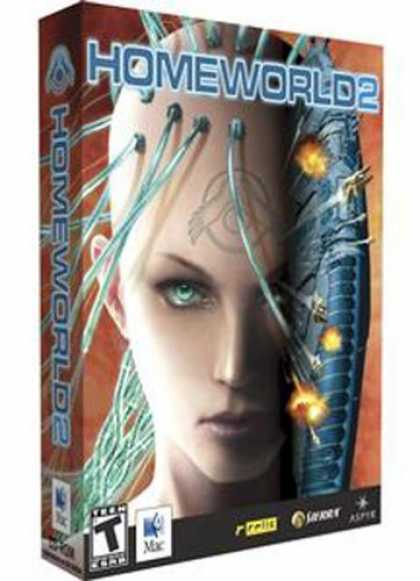 Bestselling Games (2006) - Homeworld 2 (Mac)