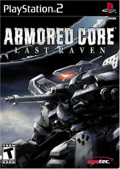 Bestselling Games (2006) - Armored Core Last Raven