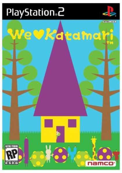 Bestselling Games (2006) - We Love Katamari