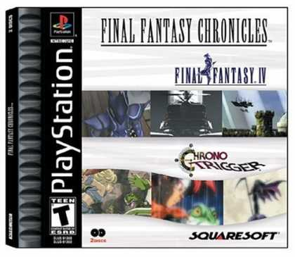 Bestselling Games (2006) - Final Fantasy Chronicles