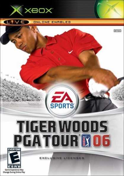 Bestselling Games (2006) - Tiger Woods PGA Tour 06