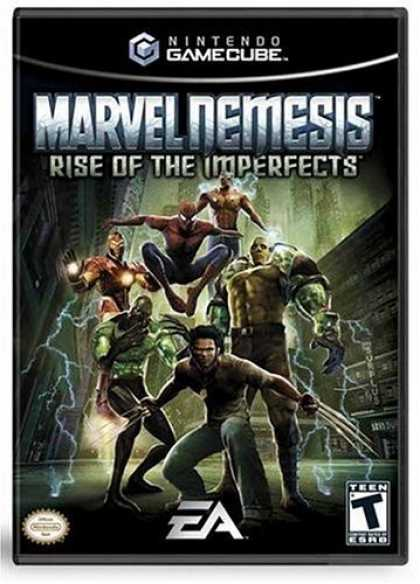 Bestselling Games (2006) - Marvel Nemesis: Rise of the Imperfects