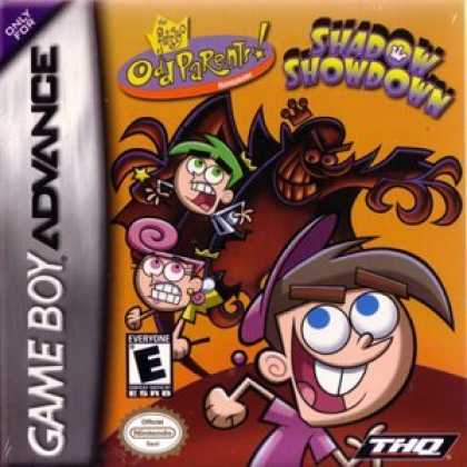 Bestselling Games (2006) - Fairly Odd Parents: Shadow Showdown