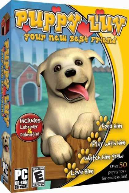 Bestselling Games (2006) - Puppy Luv