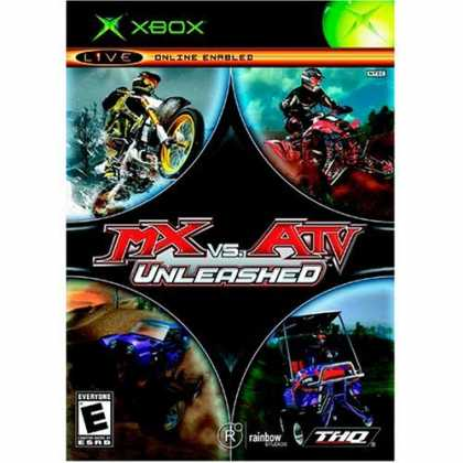 Bestselling Games (2006) - MX vs ATV Unleashed