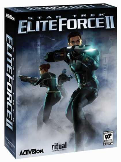 Bestselling Games (2006) - Star Trek Elite Force 2