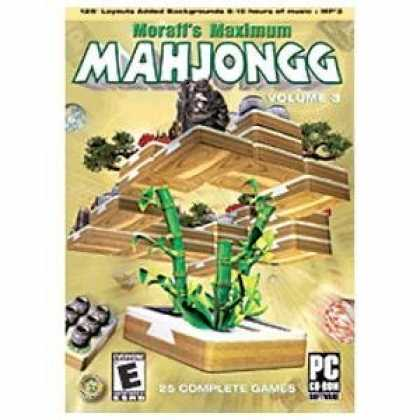 Bestselling Games (2006) - Moraff's Maximum Mahjongg 3