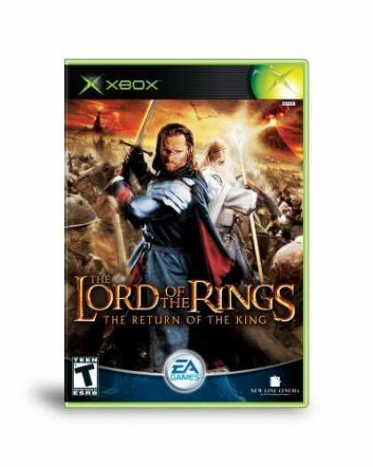 Bestselling Games (2006) - Lord of The Rings The Return of The King
