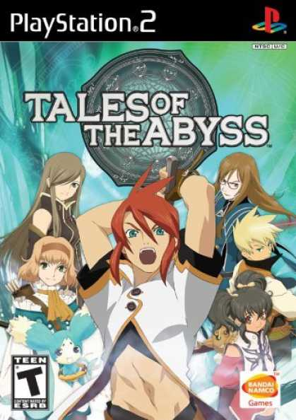 Bestselling Games (2006) - Tales of the Abyss