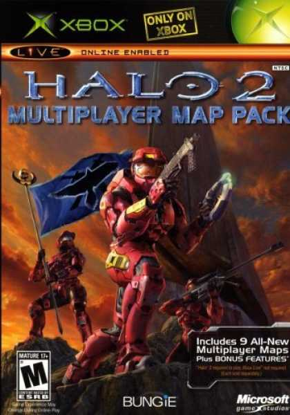 Bestselling Games (2006) - Halo 2 Multiplayer Map Pack
