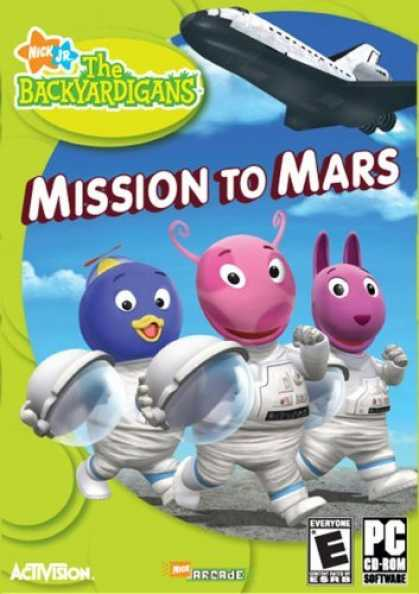 Bestselling Games (2006) - Backyardigan's: Mission to Mars