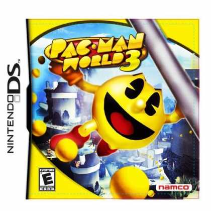 Bestselling Games (2006) - Pac Man World 3
