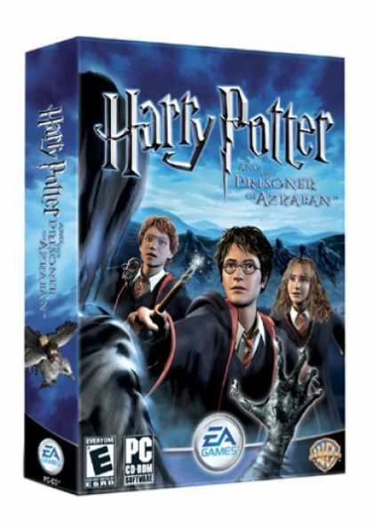Bestselling Games (2006) - Harry Potter and the Prisoner of Azkaban