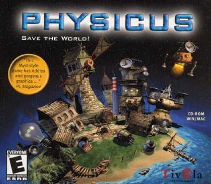 Bestselling Games (2006) - Physicus (Jewel Case)