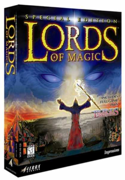 Bestselling Games (2006) - Lords Magic Special Edition (Jewel Case)