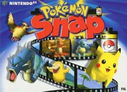 Bestselling Games (2006) - Pokemon Snap-Nintendo 64 by Nintendo 64