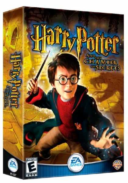 Bestselling Games (2006) - Harry Potter and the Chamber of Secrets