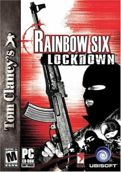 Rainbow 6 - Lockdown.