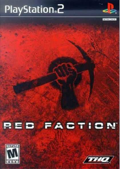 Bestselling Games (2006) - RED FACTION (PS2)GH
