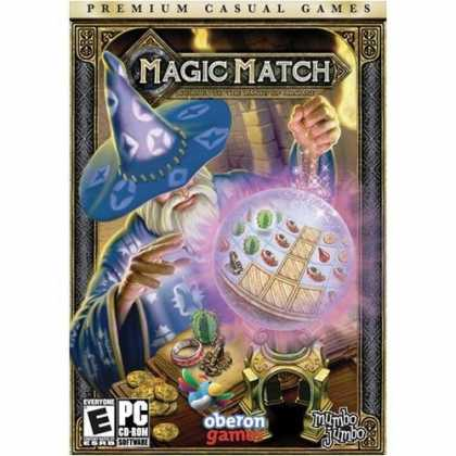Bestselling Games (2006) - PC Magic Match