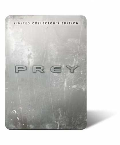 Bestselling Games (2006) - Prey Limited Collector's Edition