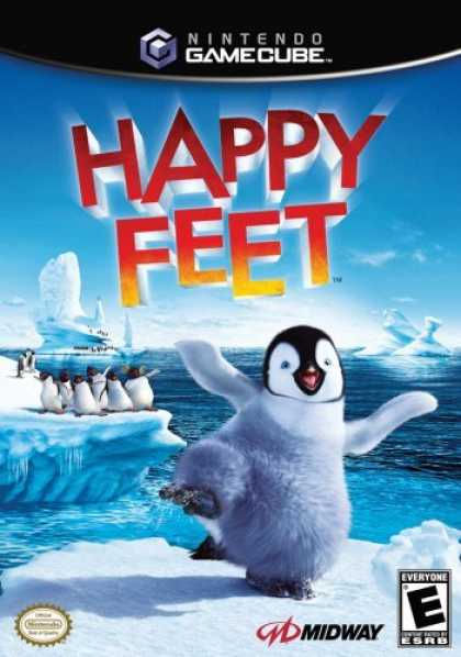 Bestselling Games (2006) - Happy Feet