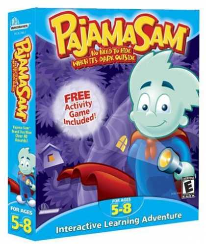 Bestselling Games (2006) - Pajama Sam: No Need To Hide When It's Dark Outside