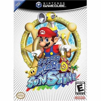 Bestselling Games (2006) - Super Mario Sunshine