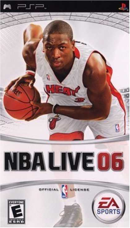 Bestselling Games (2006) - NBA Live 06