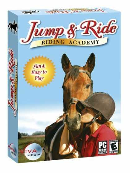 Bestselling Games (2006) - Riding Academy: Jump & Ride