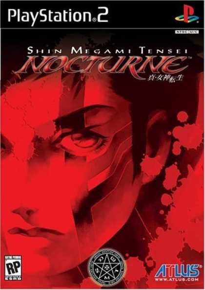 Bestselling Games (2006) - Shin Megami Tensei: NOCTURNE
