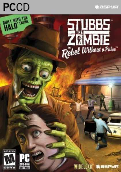 Bestselling Games (2006) - Stubbs the Zombie in Rebel Without a Pulse (DVD-Rom)