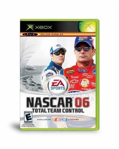 Bestselling Games (2006) - NASCAR 2006 Total Team Control
