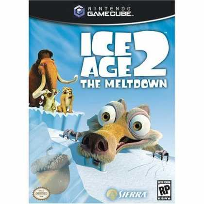 Bestselling Games (2006) - Ice Age 2