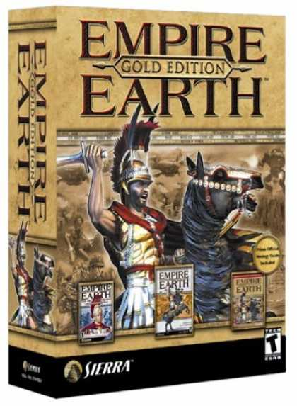 Bestselling Games (2006) - Empire Earth Gold
